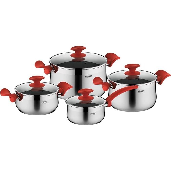Набор посуды 8 предметов Nadoba Karla (727519)