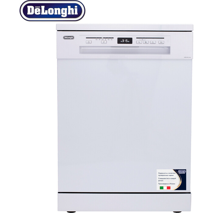 Посудомоечная машина DeLonghi DDWS09F Citrino посудомоечная машина delonghi ddws09s agate