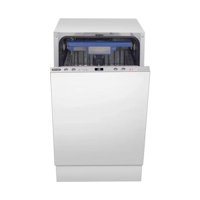 Встраиваемая посудомоечная машина DeLonghi DDW06S Granate platinum посудомоечная машина delonghi ddws09s agate