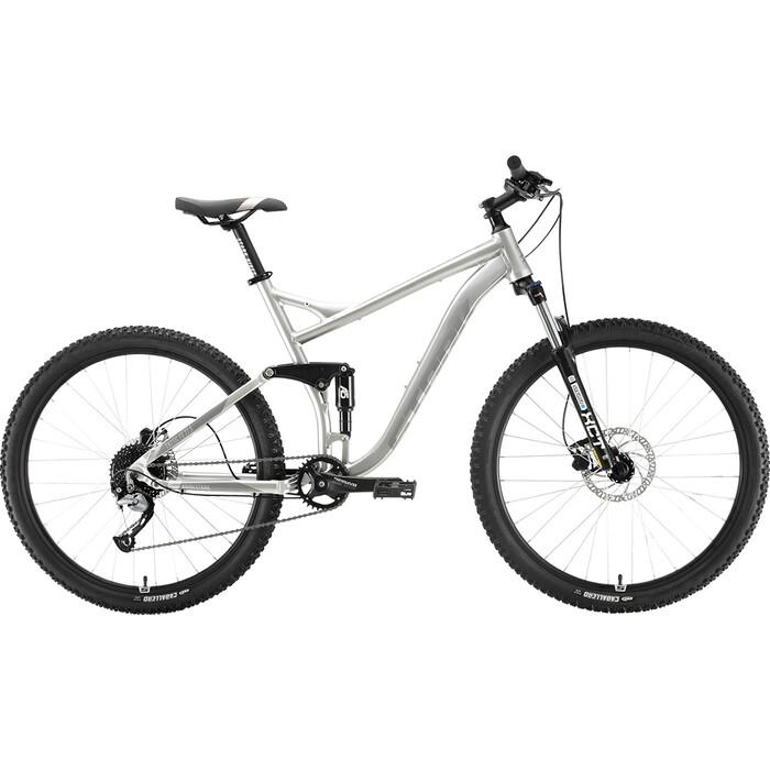 Велосипед Stark Tactic FS 27.5 HD (2020)