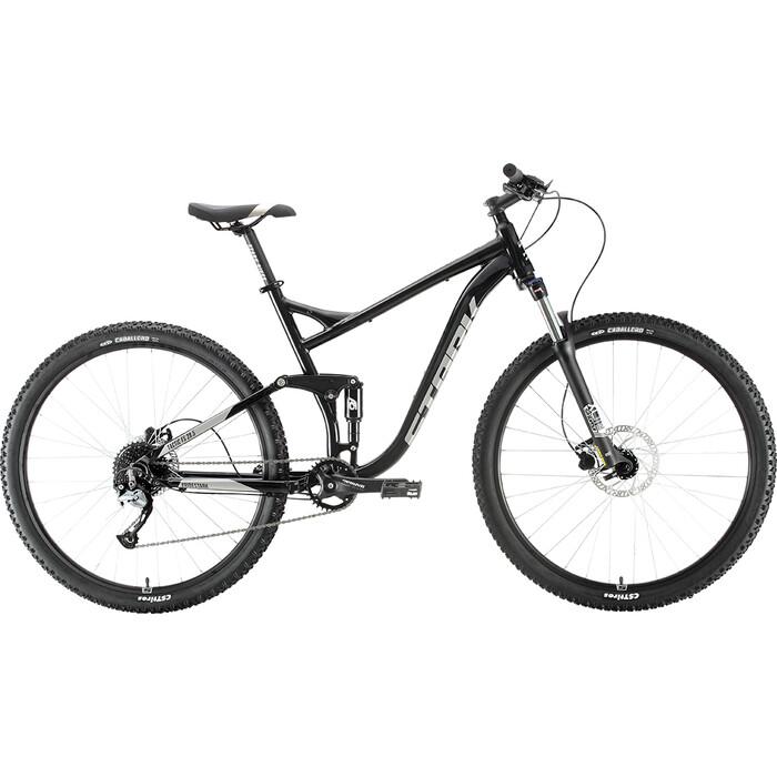 Велосипед Stark Tactic FS 29.5 HD (2020)