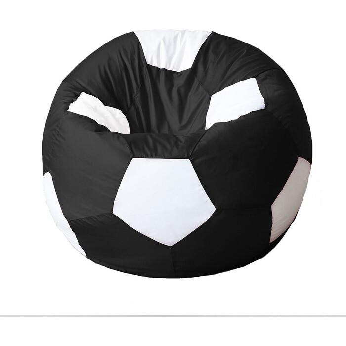 Кресло бескаркасное Mypuff Футбольный мяч Торпедо оксфорд ball-015-013