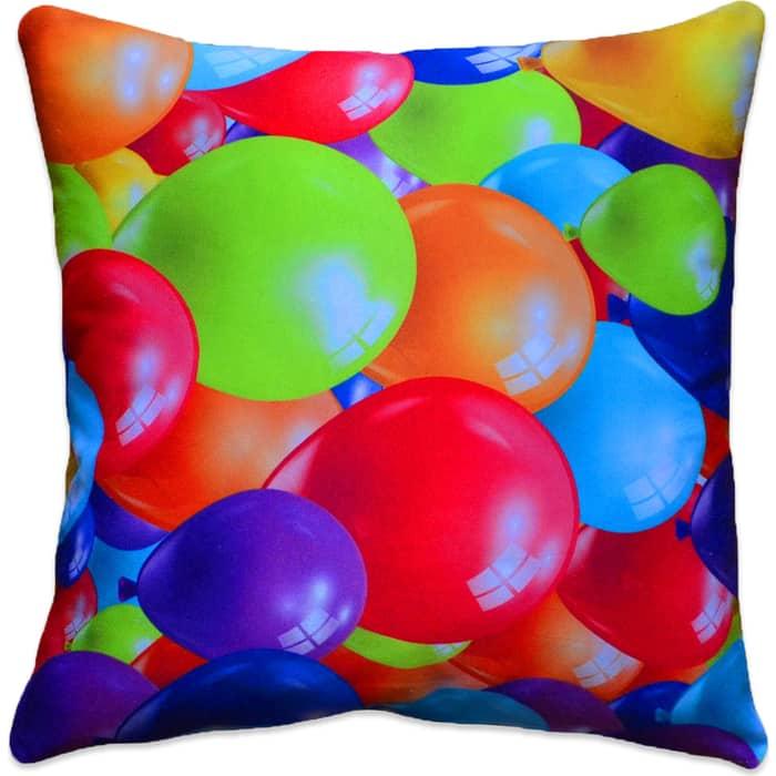 Декоративная подушка Mypuff Воздушные шары мебельный хлопок pil-359