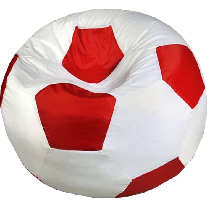 Кресло бескаркасное Mypuff Футбольный мяч Спартак оксфорд ball-013-017