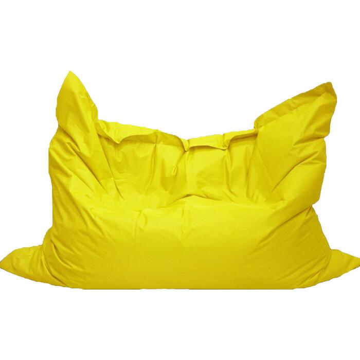 Кресло бескаркасное Mypuff Большая подушка солнечная оксфорд bp-113