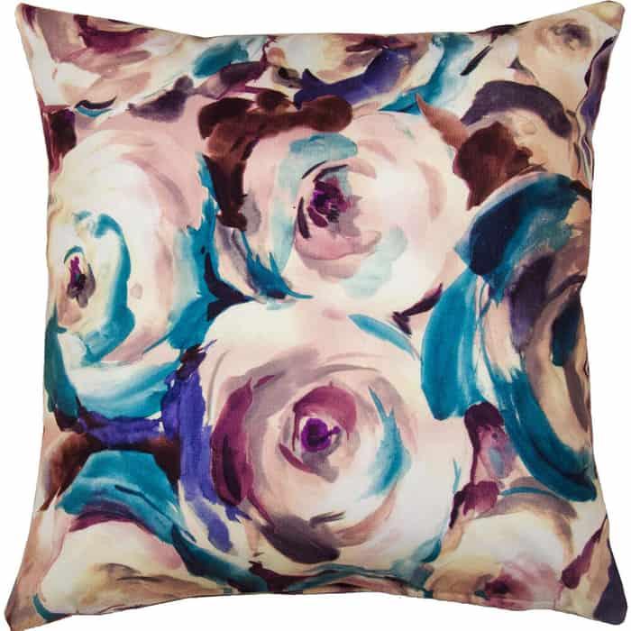 Декоративная подушка Mypuff Роузи мебельная ткань pil-510