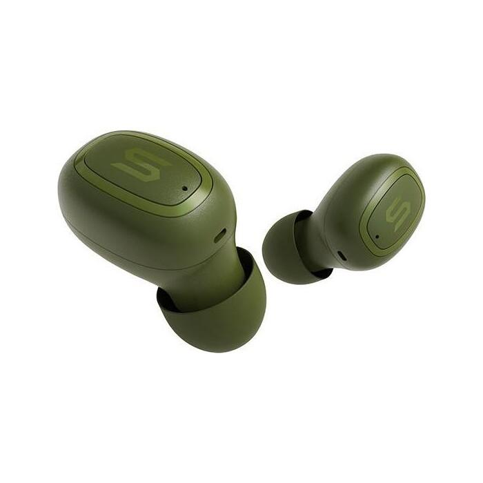 Наушники Soul S-GEAR Green