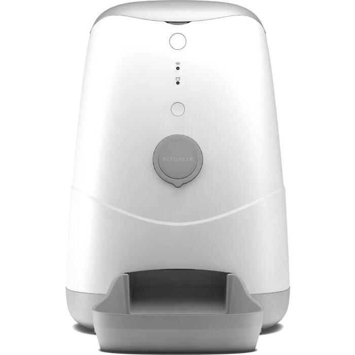 Умная кормушка Petoneer Nutri Feeder автоматическая с WiFi для кошек и собак (FDW010)