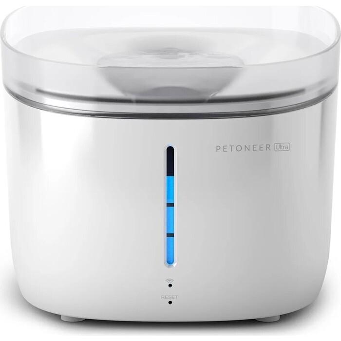 Поилка-фонтан Petoneer Fresco Ultra c WiFi для кошек и собак (FSW020)