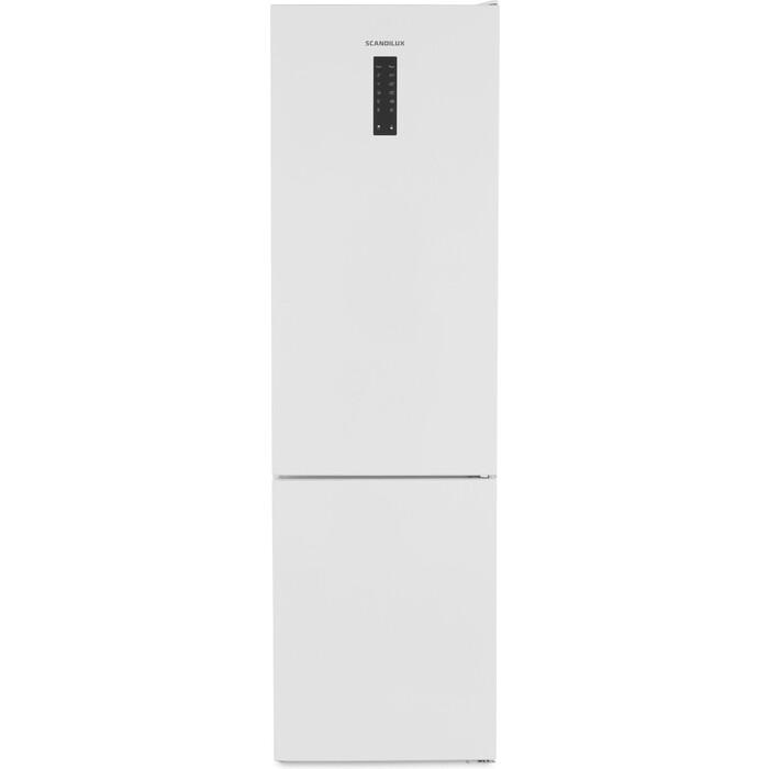 Холодильник Scandilux CNF379Y00 W