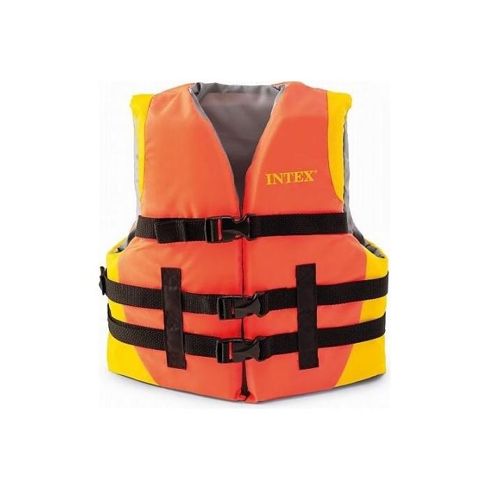 Жилет спасательный Intex 69681 с пенопластовыми вставками, для взрослых