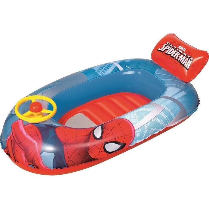 Надувная лодочка Bestway 98009 BW 112х71 см Spider-Man