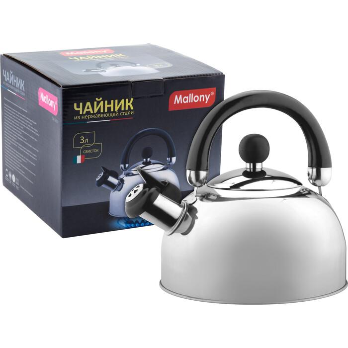 Чайник со свистком Mallony 3.0 л DJA-3023