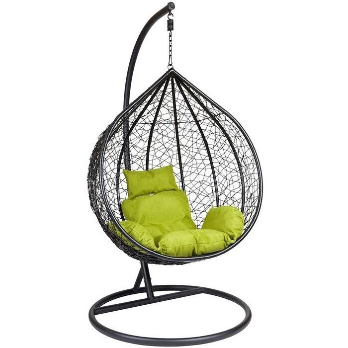 Подвесное кресло EcoDesign Z-03 (A) black/green