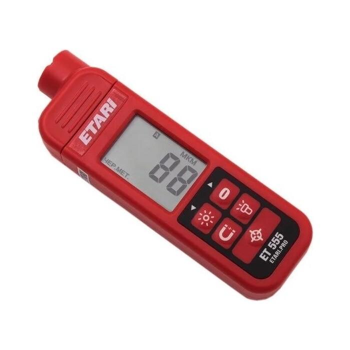 Толщиномер автомобильный Etari ET-555