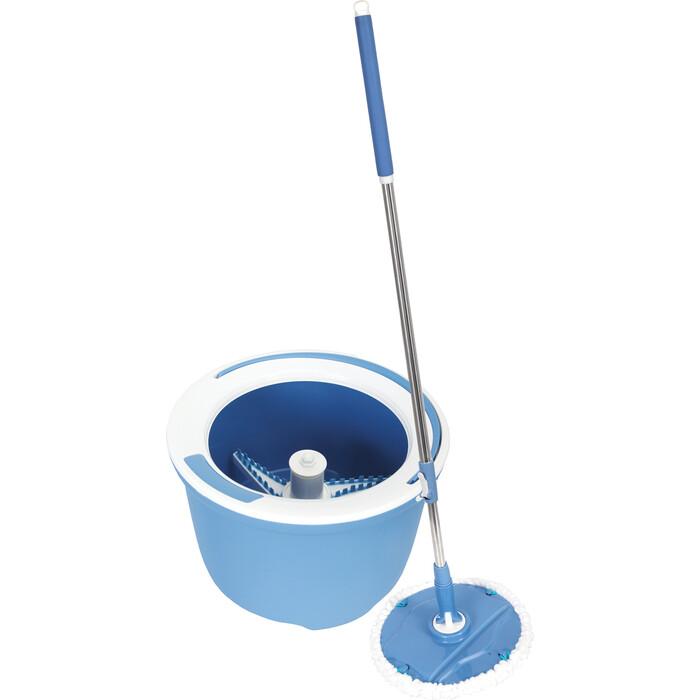 Набор для уборки SOFT TOUCH SIMPLE MOP швабра + ведро с механизмом отжима (45920-4500)