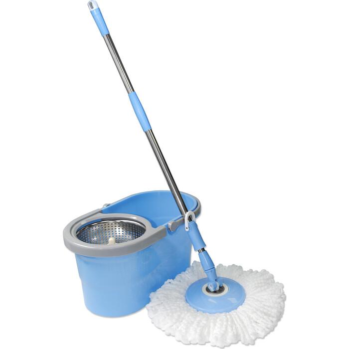 Набор для уборки SOFT TOUCH швабра + ведро (45146-7929)