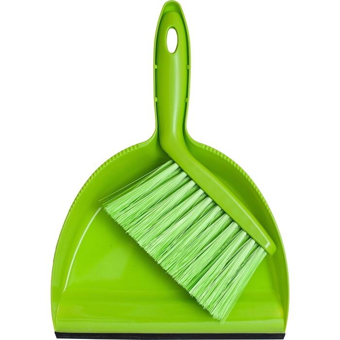 Набор для уборки SOFT TOUCH LIGHT совок + метелка MINI (45192-7951)