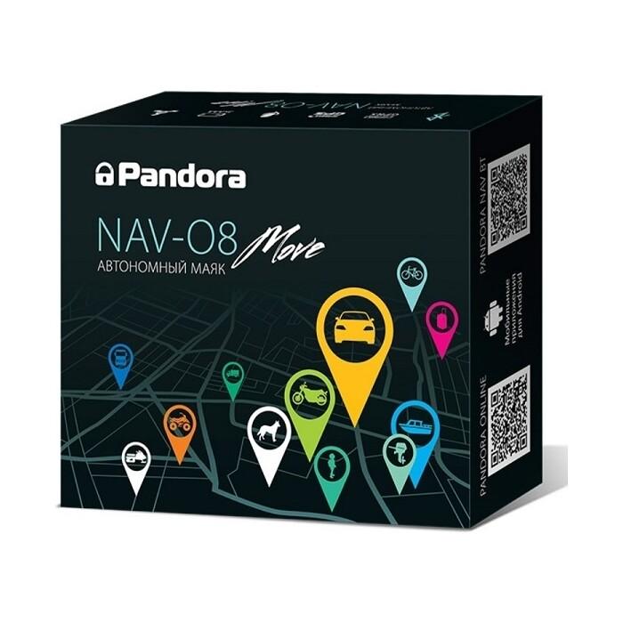 мониторинговое устройство-GPS трекер Pandora NAV-08 MOVE