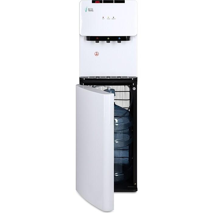 Кулер для воды напольный Ecotronic K41-LX white+black