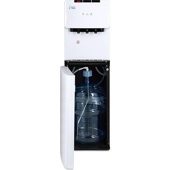Кулер для воды напольный Ecotronic K41-LXE white+black