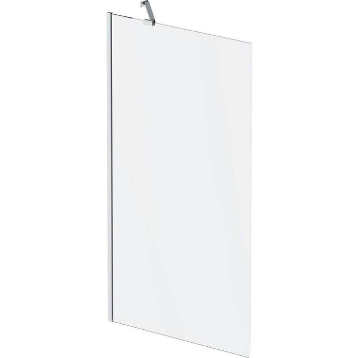 Шторка для ванной Am.Pm Gem 80х140 профиль хром, стекло матовое (W90BS-080-140CM)