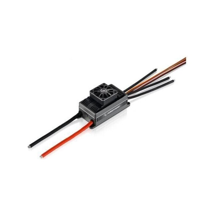 Бесколлекторный регулятор HobbyWing Platinum HV 200A SBEC V4.1 для авиа моделей