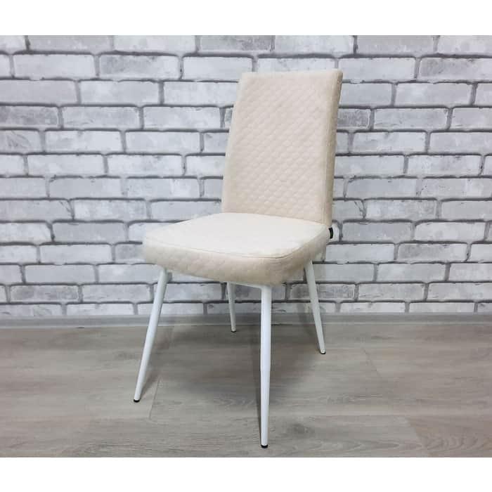 Стул Мир стульев М19 белый/даймонд 002
