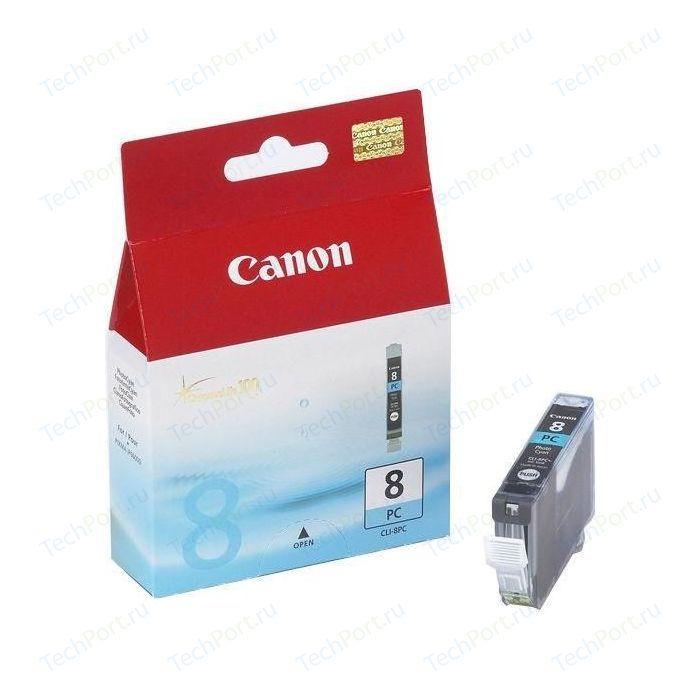 Картридж Canon CLI-8PC cyan (0624B001)