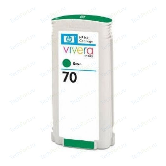 Картридж HP 70 130ml green (C9457A)