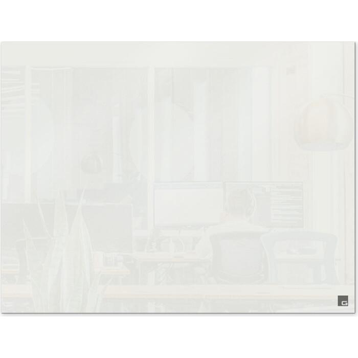 Стеклянная магнитно-маркерная доска Genglass Face F6080-01