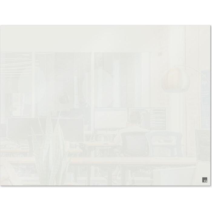 Стеклянная магнитно-маркерная доска Genglass Face F90120-01