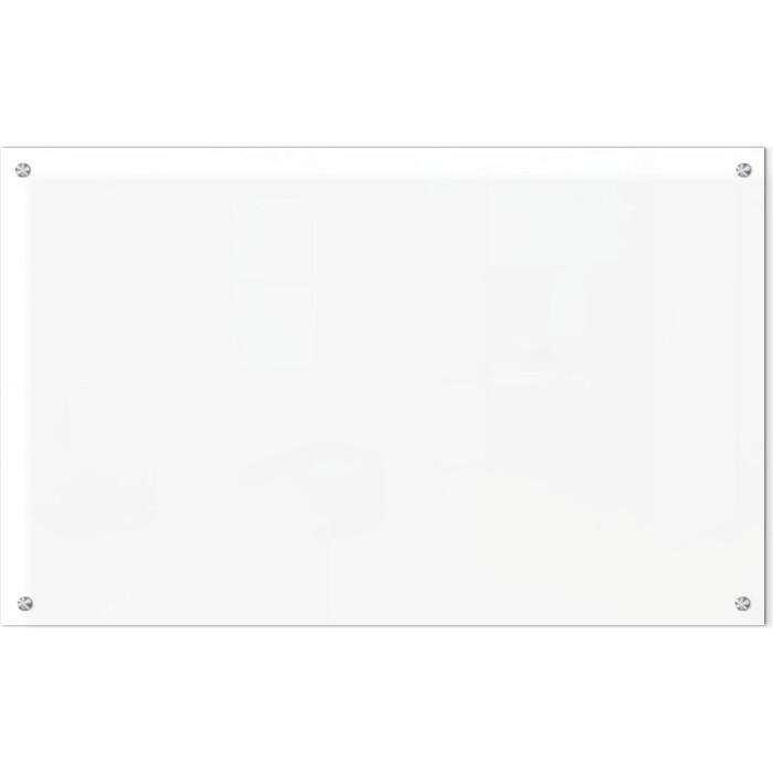 Стеклянная прозрачная магнитно-маркерная доска Genglass Clear C90120