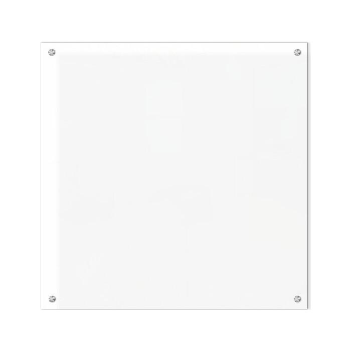 Стеклянная прозрачная магнитно-маркерная доска Genglass Clear C100100