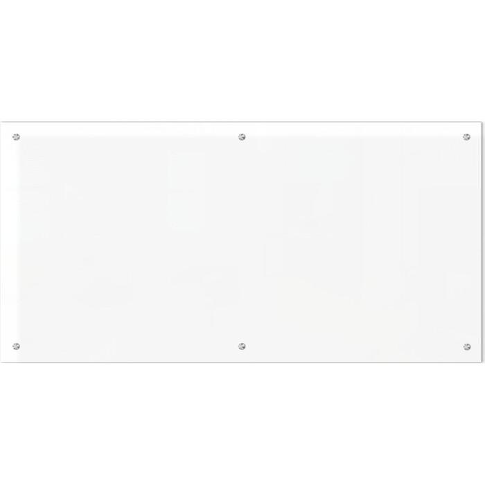 Стеклянная прозрачная магнитно-маркерная доска Genglass Clear C100200
