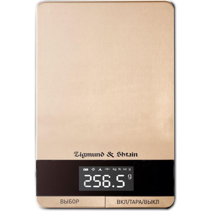 Кухонные весы Zigmund-Shtain DS-116