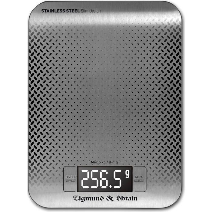 Кухонные весы Zigmund-Shtain DS-115