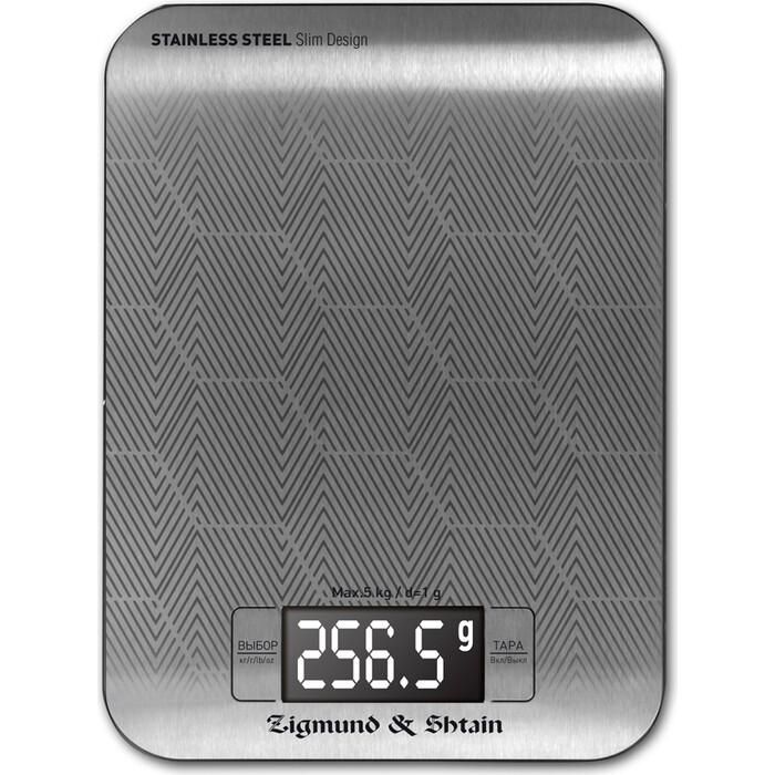 Кухонные весы Zigmund-Shtain DS-114