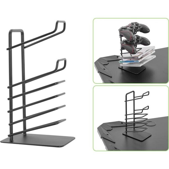 Набор держателей для стола Eureka ERK-CA-3R (подстаканник, крючок наушников, держатель геймпадов)