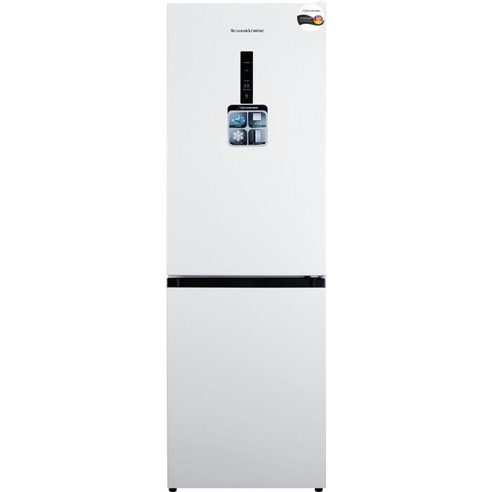 Холодильник Schaub Lorenz SLU C185D0 W