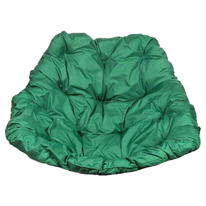 BiGarden Подушка для двухместного подвесного кресла зеленая