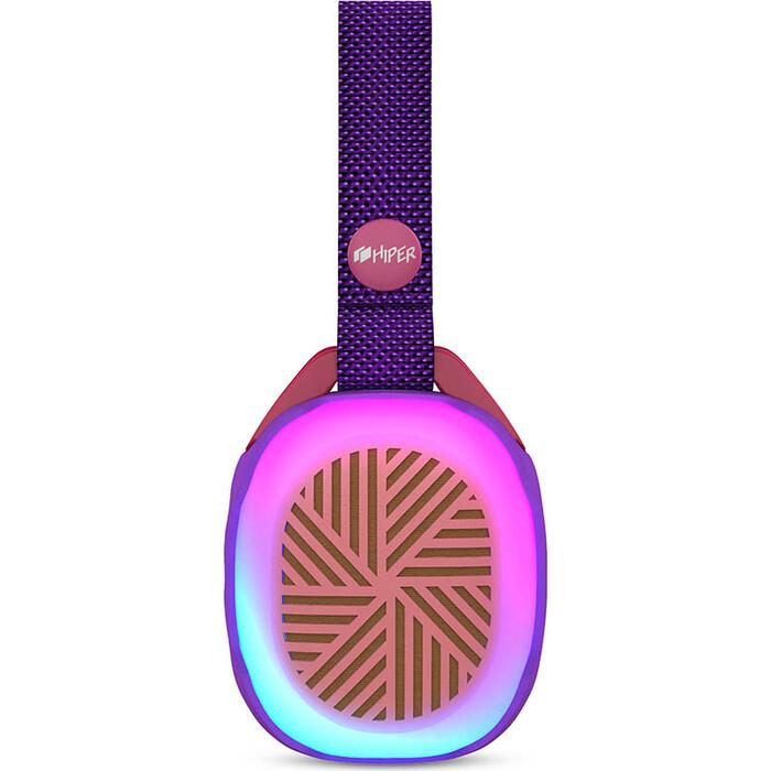 Портативная колонка Hiper Protey Mini H-OM1 purple