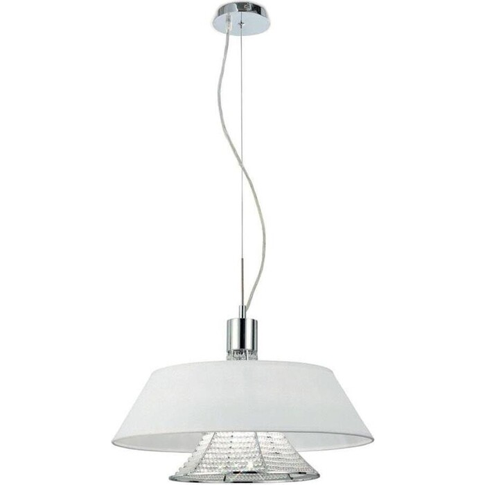 Люстра Lumina Deco Подвесная Alvarress LDP 9175-3 WT