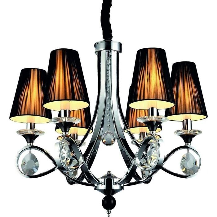 Люстра Lumina Deco Подвесная Negrio LDP 8903-6