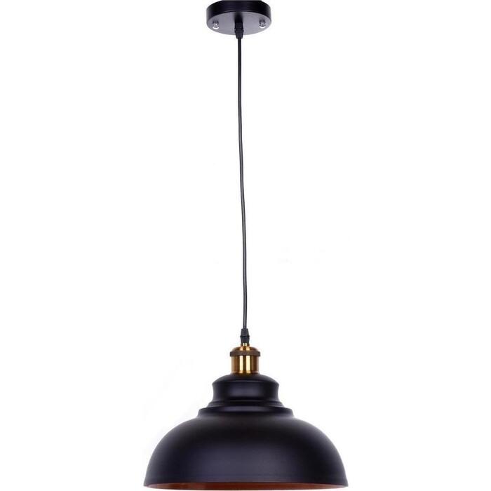 Светильник Lumina Deco Подвесной Boggi LDP 6858 BK+Bronze светильник lumina deco подвесной saggi ldp 7808 bk