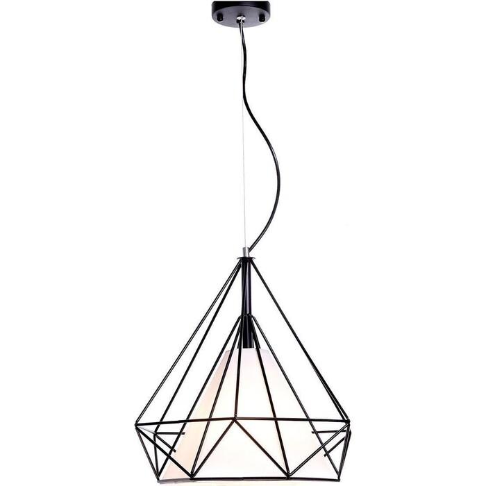 Светильник Lumina Deco Подвесной Forti LDP 7921 BK