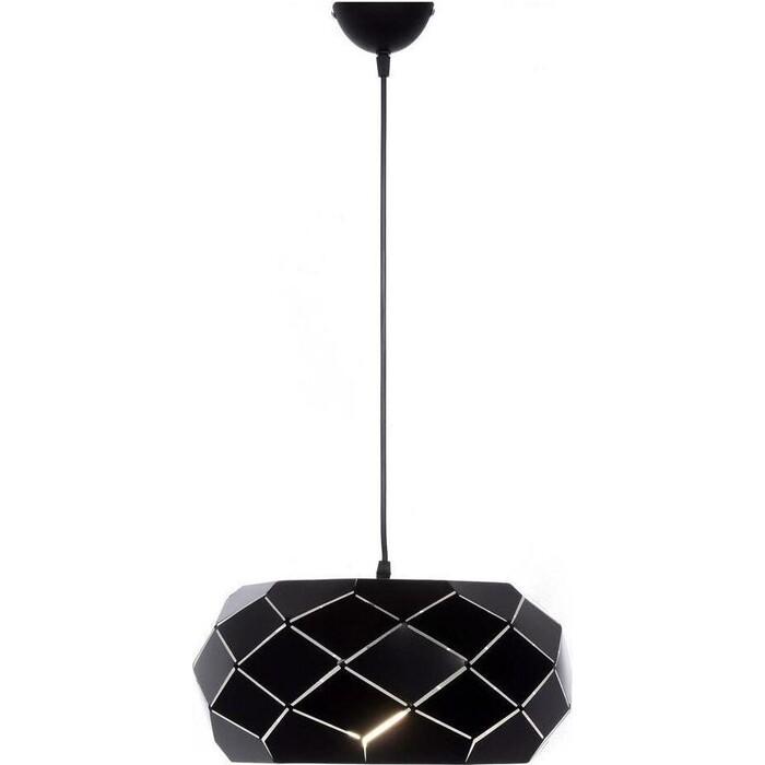 Светильник Lumina Deco Подвесной Rokka LDP 7443 BK