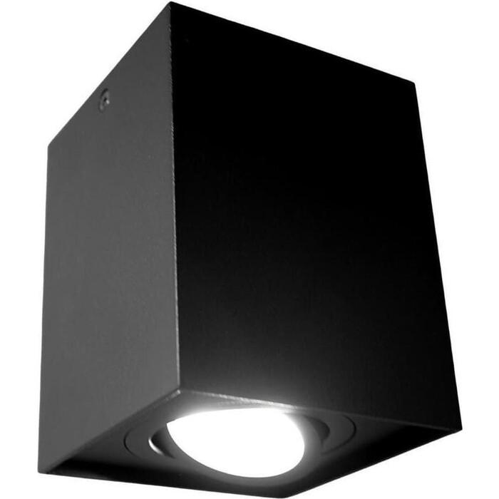 Светильник Lumina Deco Потолочный Pulton LDC 8055-B JP-L100*W100*H125 BK