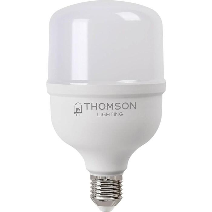 Лампа Thomson светодиодная E27 40W 6500K цилиндр матовая TH-B2365