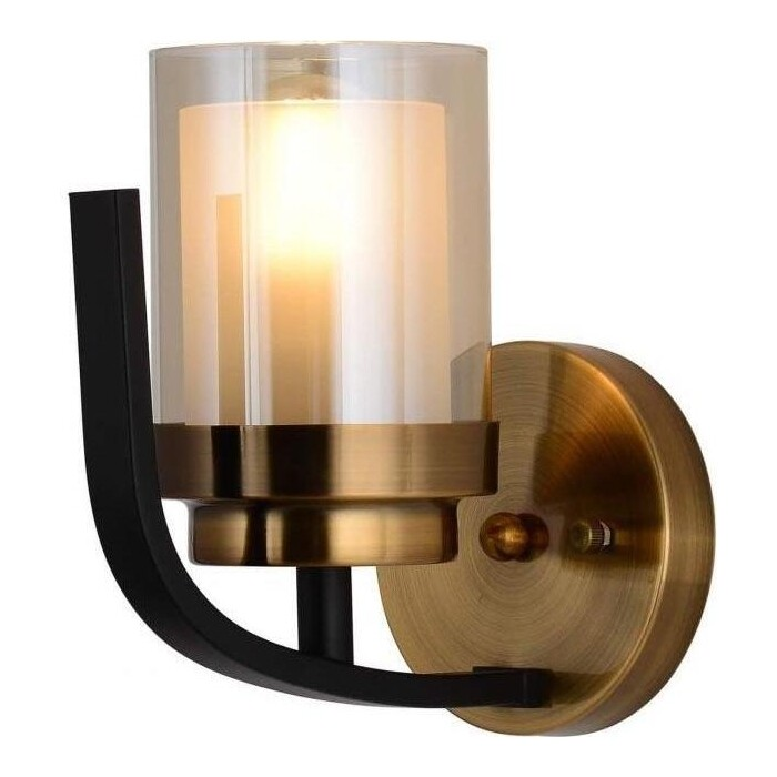 Бра Lumina Deco Bonton LDW 1221-1 BK+MD